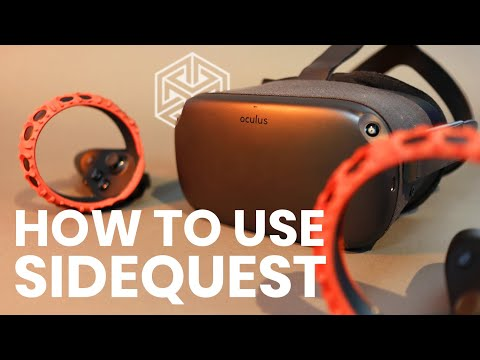 OCULUS QUEST - How To Sideload & Stream Using SideQuest (Updated Guide)