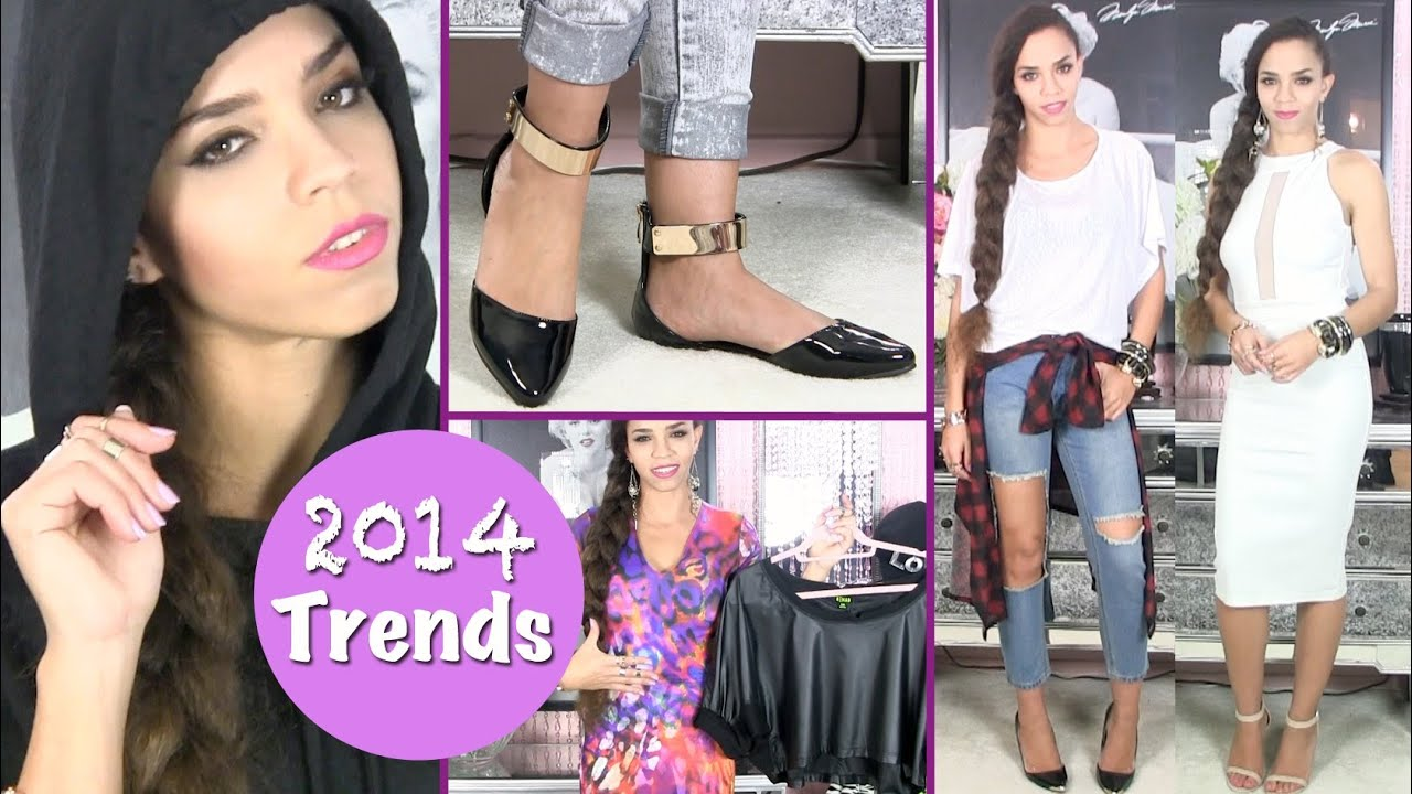 2014 Fashion Trends Style Tips For Dresses Shoes