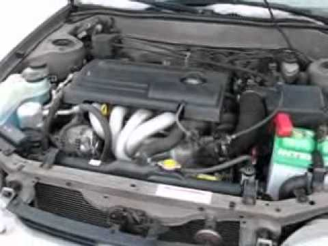 2000 Chevy Prizm / Toyota Corolla Engine - YouTube