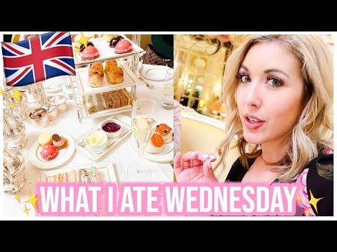 HOW TO EAT IN LONDON 🇬🇧 WHAT I ATE + HOME FITNESS ROUTINE! 💪WORKOUT W/ ANNA SACCONE   Brianna K