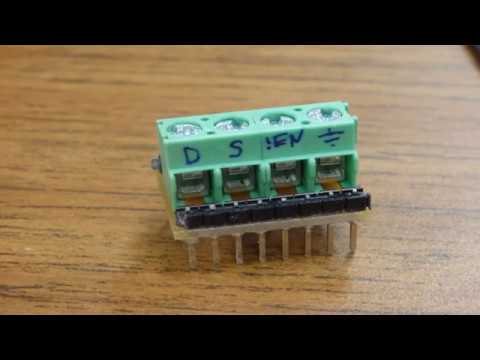 Stepper Motor Breakout Board