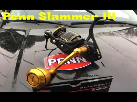 Penn Slammer 3 4500 Unboxing!!!