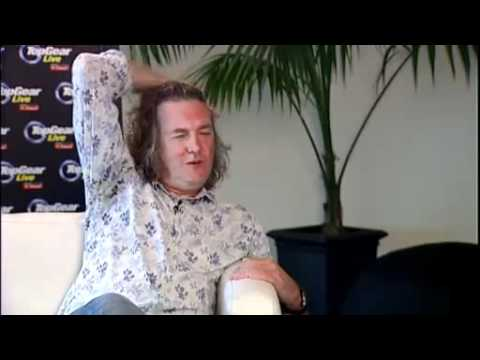 James May: Top Gear Live Interview (And Other Things)