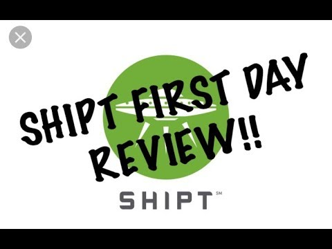 SHIPT Shopper First Day Review!