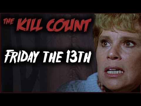 Friday the 13th (1980) KILL COUNT