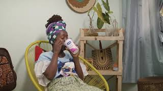 Kansiime's suspicious love for Lato Yoghurt. African comedy. Kansiime Anne