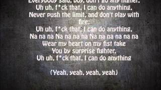 Repeat youtube video Hedley - Anything Lyrics **HD**