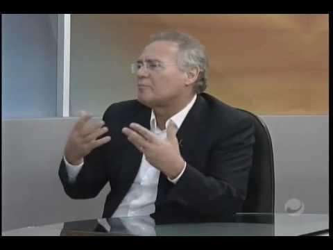Entrevista com o Senador - Renan Calheiros