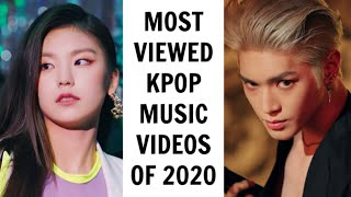 [TOP 50] MOST VIEWED KPOP MUSIC VIDEOS OF 2020 | March (Week 3)
