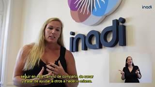 Jennifer Dahlgren, Embajadora INADI