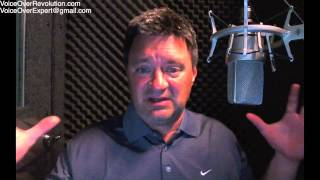 2 Keys to Great Narration Voice Overs