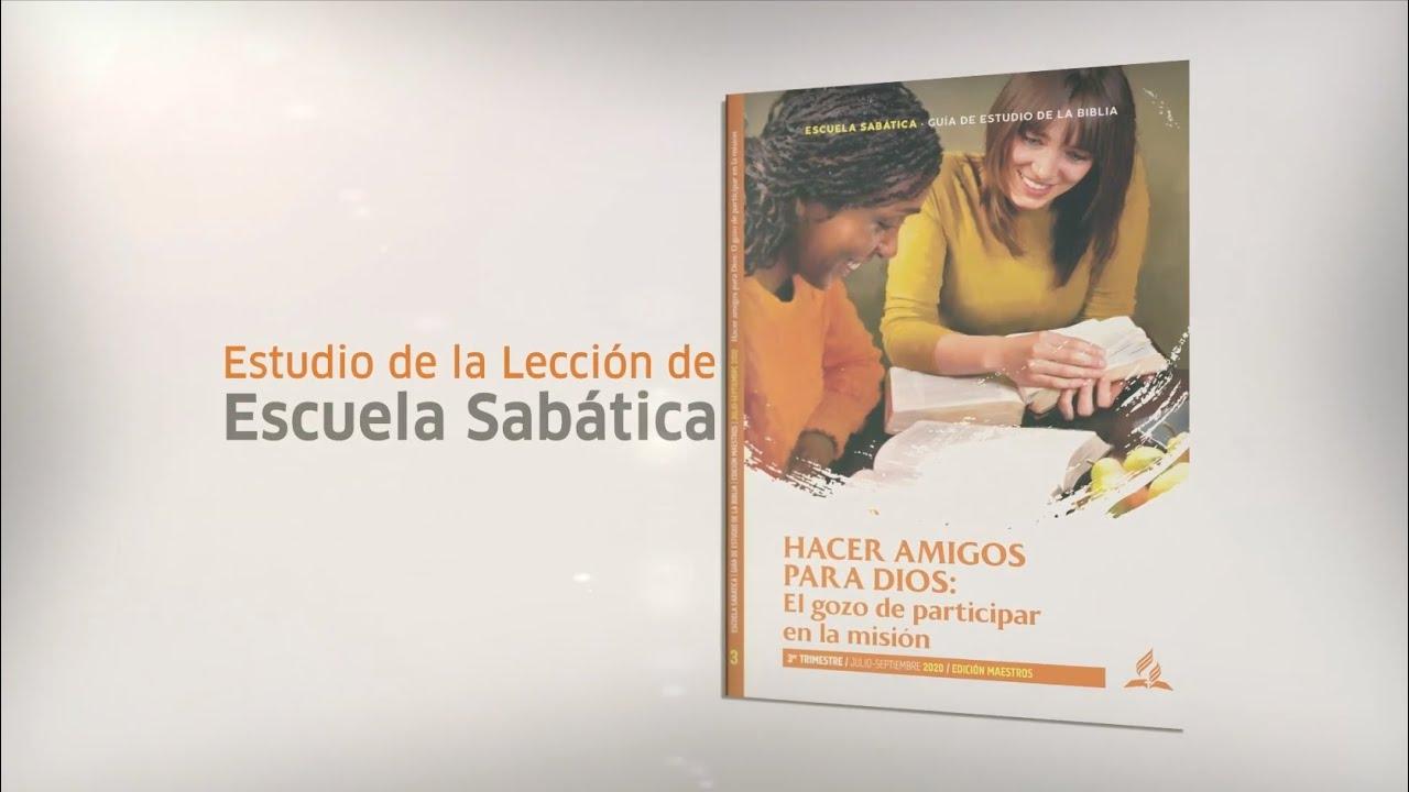 Lección 02 | El poder del testimonio personal | Pr. Michael Orellana (3º trim. 2020)