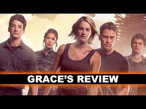 Allegiant Movie Review - Beyond The Trailer