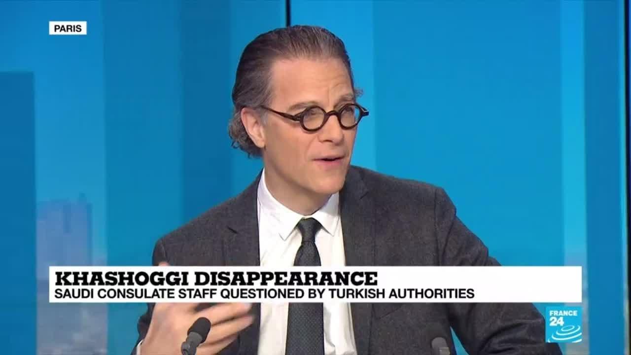 فرانس 24:Khashoggi disappearance: