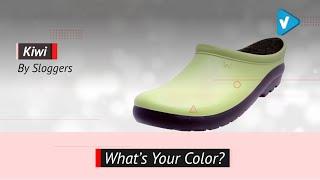 Sloggers Women's Premium Garden Clog, 2019 Great Colors Collection