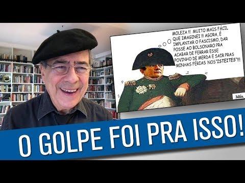 Bolsonaro é Moro, Moro é Bolsonaro