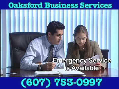 Oaksford Business Services Cortland, NY
