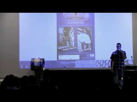 Jeff Veley - Suffocation Escape & Anti-Bullying Speech at Kendall College