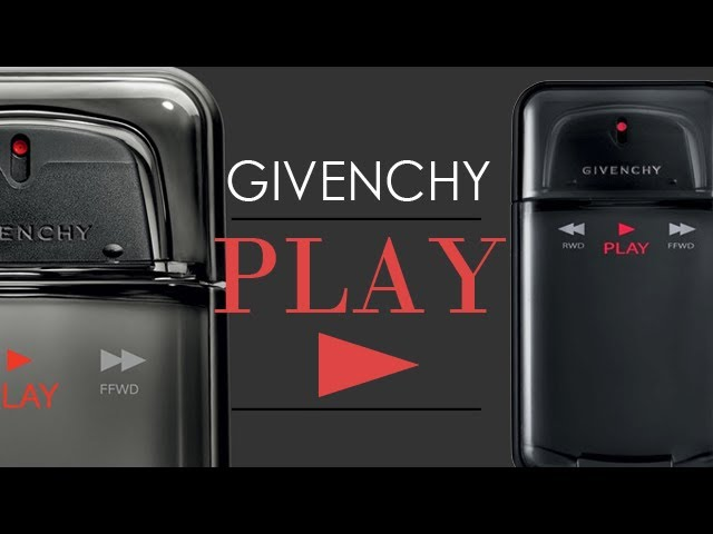 Givenchy Play and Play Intense