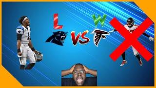 Carolina Panthers Vs Atlanta Falcons Recap! Damontae Kazee's Late Hit And Panthers Brawl! LCameraTV