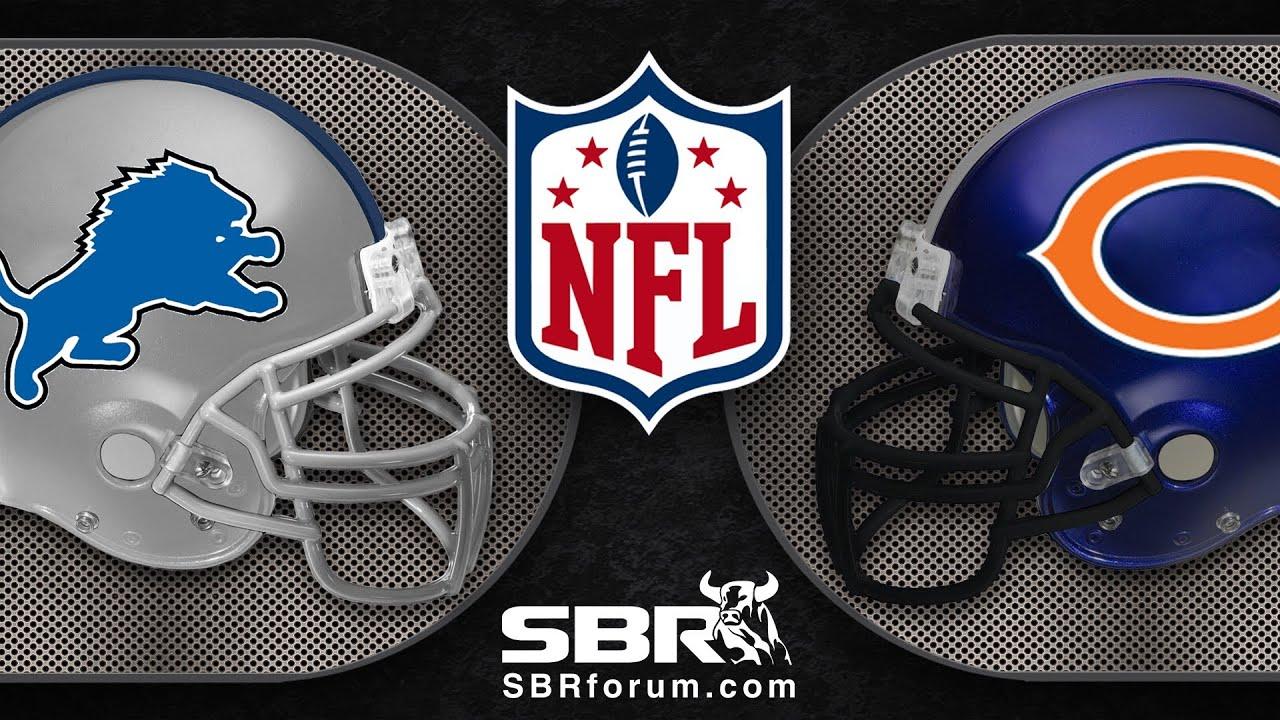 NFL Football Picks 2012 Week 7 MNF Detroit Lions Vs Chicago Bears