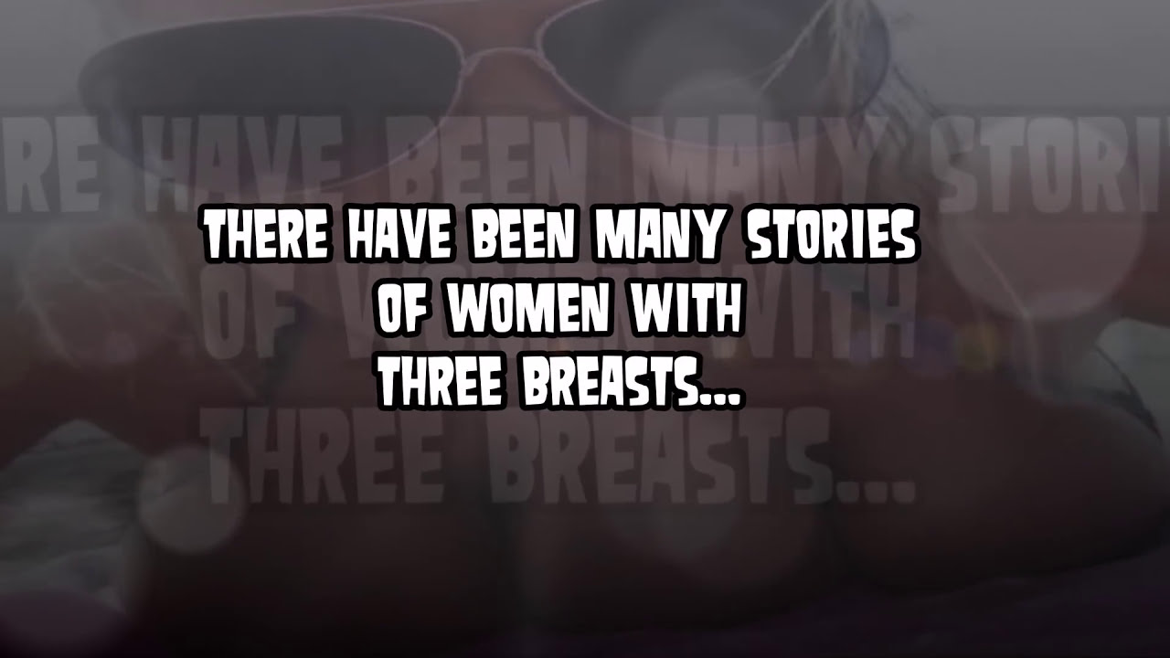 Woman With 3-Boobs - 2015 - Youtube-4504