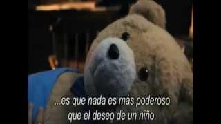 Loquendo EL oso Ted (pelicula) ANALISIS.