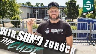 Sidney Industries | Wir SIIND zurück | Das neue Gebäude