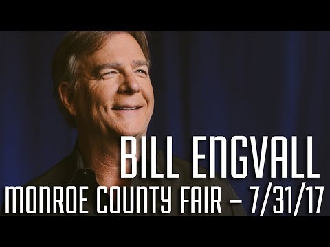 Bill Engvall – Monroe County Fair 2017 – Meridian Entertainment