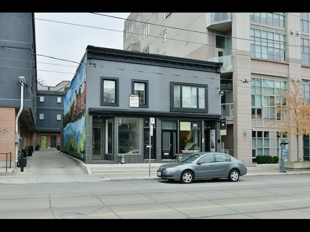 459 Roncesvalles Ave Toronto Open House Video Tour