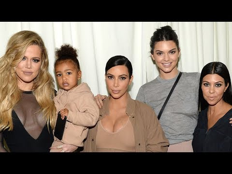 Kardashian Sisters Head To Cleveland To VISIT Khloe Amid Cheating Scandal