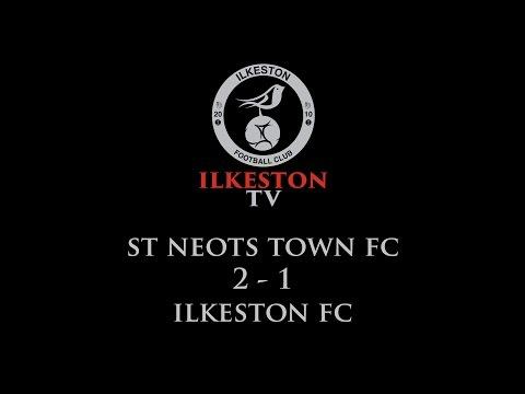 St Neots Town 2 - 1 Ilkeston FC