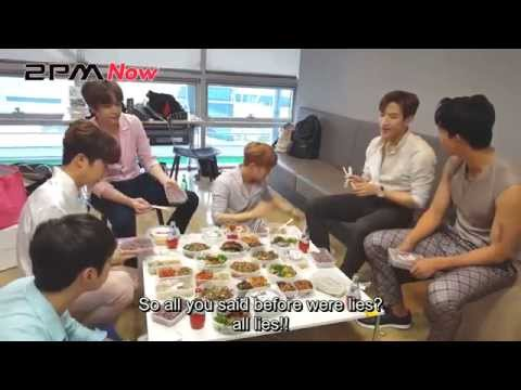 [ENG SUB] 2PM 부탁해! (facebook video)