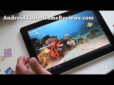 Kid's Games For Android Tablets! [Tablet App Of The Week]