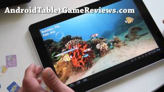 Kid's Games For Android Tablets!  Tablet App Of The Week