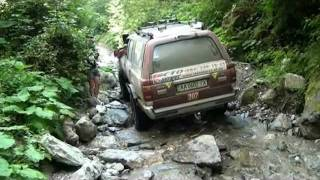 4х4  extrem offroad Карпаты Carpathian mountains