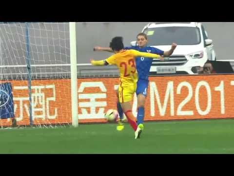 FRIENDLY | China 2-1 Croatia - Women's Football
