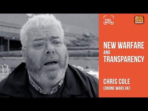 Real Media: New Warfare & Transparency