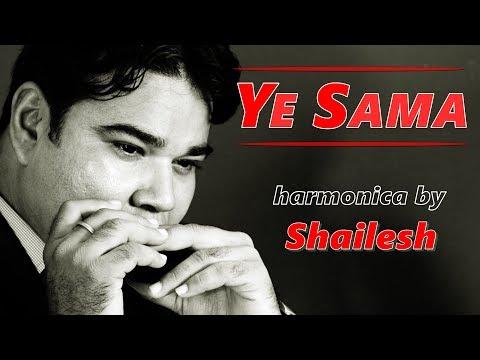 Ye Sama Sama Hai Yeh Pyaar Ka   Best Of Bollywood On The Harmonica   Shailesh Mogre   Instrumental