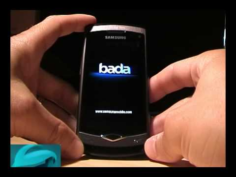 Teste Samsung Wave s8500 - Software