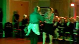 2011 Dancing for the Arts - Gus Brown & Shara Rzepnicki
