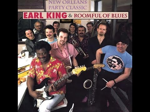 Roomful of Blues & Earl King - Montreux Jazz Fest - 7.9.87