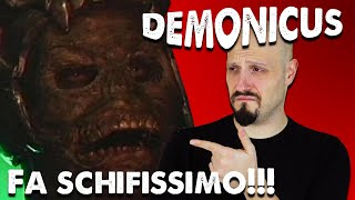 DEMONICUS Il film brutto meno bello del mondo