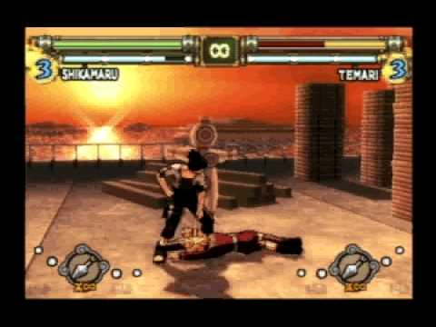 Naruto Ultimate Ninja 2 (PS2): All Special Jutsus