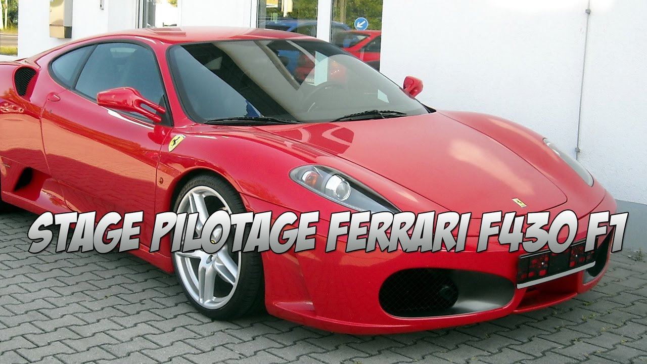stage pilotage 3 tours ferrari f430 f1 nogaro 20 07 14 youtube. Black Bedroom Furniture Sets. Home Design Ideas
