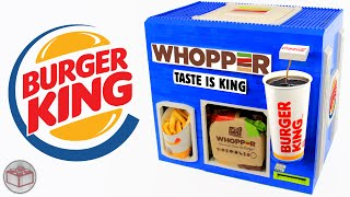 burger king foods