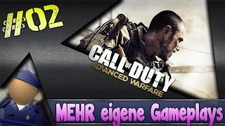 MEHR eigene Commentaries - CoD Advanced Warfare #02