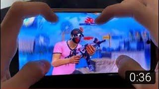 Free Fire MAX Handcam ❤️ PC GAMEPLAY