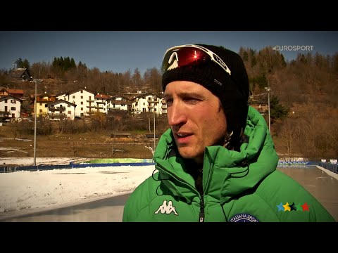 Enrico FABRIS Patinage de vitesse - Athlete Stories - FISU 2016