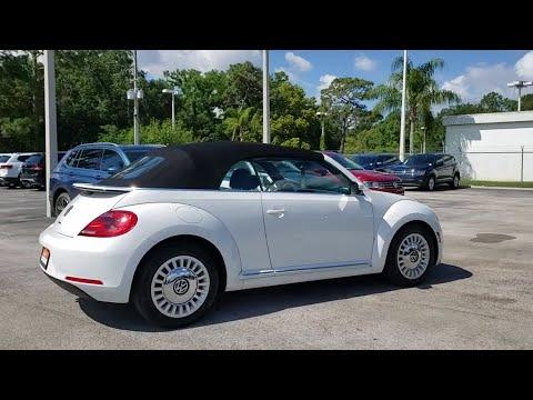 2016 Volkswagen Beetle Orlando, Sanford, Kissimme, Clermont, Winter Park, FL 4271P